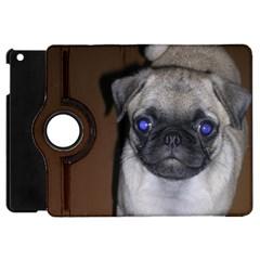 Pug Full 5 Apple iPad Mini Flip 360 Case