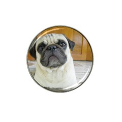 Pug Laying Hat Clip Ball Marker (10 pack)