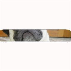 Pug Laying Small Bar Mats