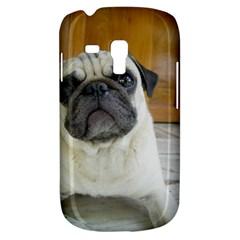 Pug Laying Galaxy S3 Mini