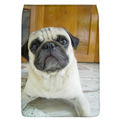 Pug Laying Flap Covers (l)