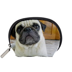 Pug Laying Accessory Pouches (Small)