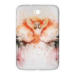 Flamingo Absract Samsung Galaxy Note 8.0 N5100 Hardshell Case