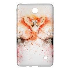 Flamingo Absract Samsung Galaxy Tab 4 (8 ) Hardshell Case