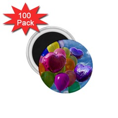 Balloons 1.75  Magnets (100 pack)