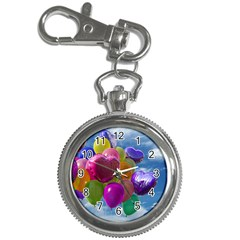 Balloons Key Chain Watches