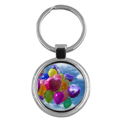 Balloons Key Chains (Round)
