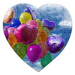 Balloons Jigsaw Puzzle (Heart)