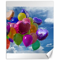 Balloons Canvas 16  x 20