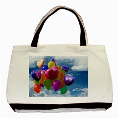 Balloons Basic Tote Bag (Two Sides)