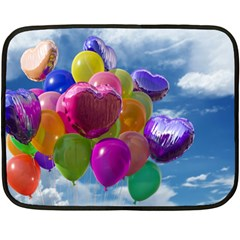 Balloons Fleece Blanket (Mini)