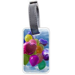 Balloons Luggage Tags (Two Sides)