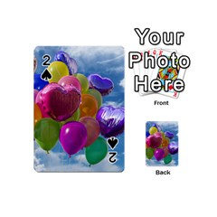 Balloons Playing Cards 54 (Mini)