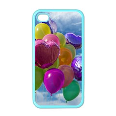 Balloons Apple iPhone 4 Case (Color)