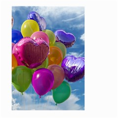 Balloons Large Garden Flag (Two Sides)
