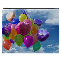 Balloons Cosmetic Bag (XXXL)