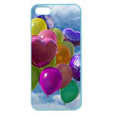 Balloons Apple Seamless iPhone 5 Case (Color)