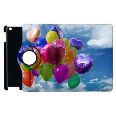 Balloons Apple iPad 2 Flip 360 Case