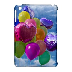 Balloons Apple iPad Mini Hardshell Case (Compatible with Smart Cover)