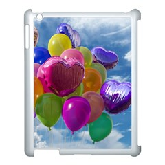 Balloons Apple iPad 3/4 Case (White)
