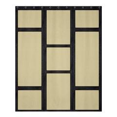 Tatami Shower Curtain 60  X 72  (medium)