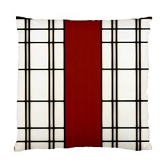 SHOJI - RED Standard Cushion Case (Two Sides)