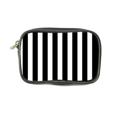 Classic Black and White Football Soccer Referee Stripes Coin Purse