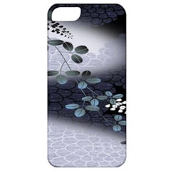 Abstract Black And Gray Tree Apple iPhone 5 Classic Hardshell Case