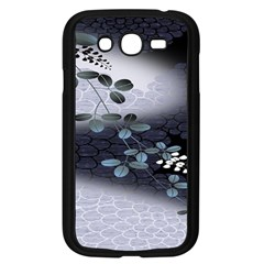 Abstract Black And Gray Tree Samsung Galaxy Grand DUOS I9082 Case (Black)