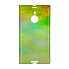 Abstract Yellow Green Oil Nokia Lumia 1520