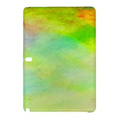 Abstract Yellow Green Oil Samsung Galaxy Tab Pro 12 2 Hardshell Case
