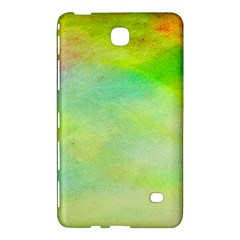 Abstract Yellow Green Oil Samsung Galaxy Tab 4 (8 ) Hardshell Case
