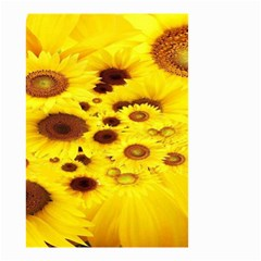 Beautiful Sunflowers Small Garden Flag (Two Sides)