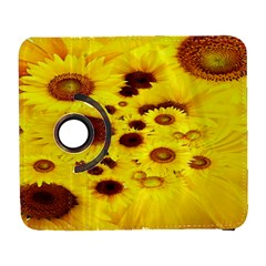 Beautiful Sunflowers Galaxy S3 (flip/folio)