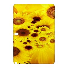 Beautiful Sunflowers Samsung Galaxy Tab Pro 10 1 Hardshell Case