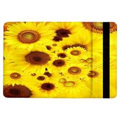 Beautiful Sunflowers iPad Air Flip
