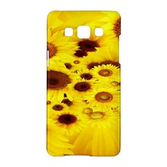 Beautiful Sunflowers Samsung Galaxy A5 Hardshell Case