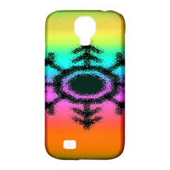 Vector Snowflake Samsung Galaxy S4 Classic Hardshell Case (pc+silicone)