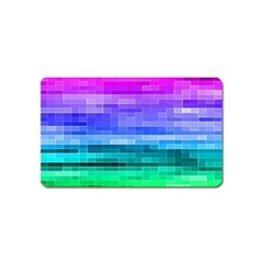 Pretty Color Magnet (Name Card)