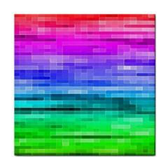 Pretty Color Face Towel