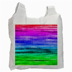 Pretty Color Recycle Bag (one Side)