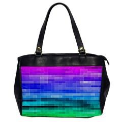 Pretty Color Office Handbags