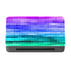 Pretty Color Memory Card Reader With Cf