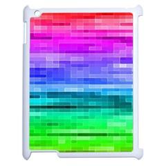 Pretty Color Apple Ipad 2 Case (white)