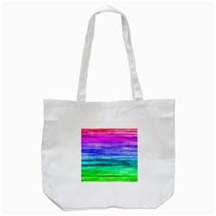 Pretty Color Tote Bag (white)