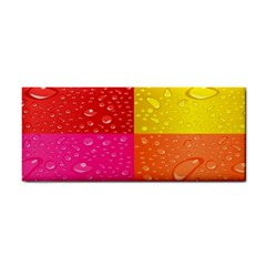 Color Abstract Drops Cosmetic Storage Cases