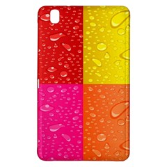 Color Abstract Drops Samsung Galaxy Tab Pro 8 4 Hardshell Case