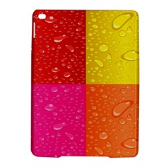 Color Abstract Drops iPad Air 2 Hardshell Cases