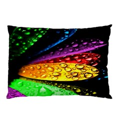 Abstract Flower Pillow Case