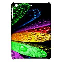Abstract Flower Apple iPad Mini Hardshell Case